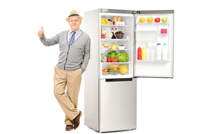 technology to keep seniors safe