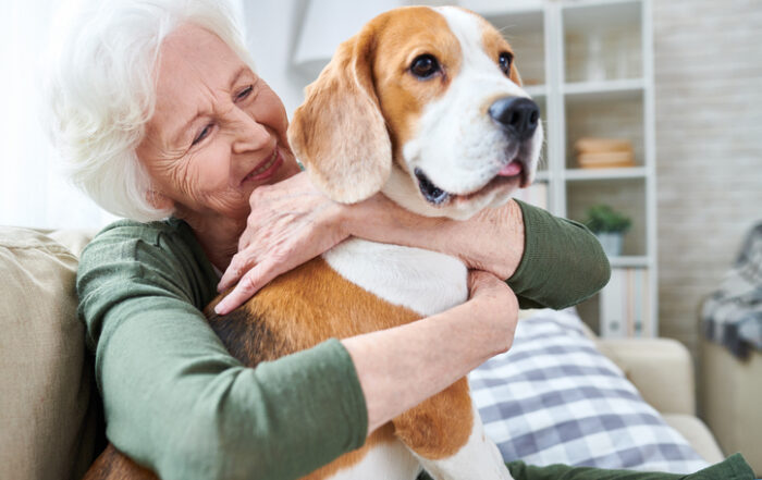 Health Benefits of Pets for Seniors